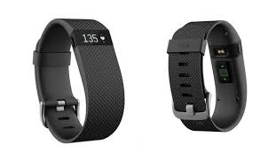 RECORD YOUR WORKOUT.  MEET YOUR GOALS. FITBIT CHARGER HR