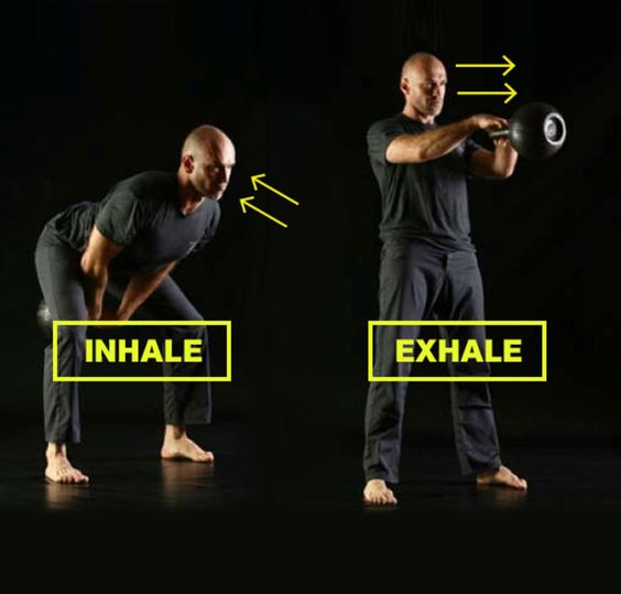 BREATHING DRILLS: MAXIMIZE FORCE AND OXYGEN