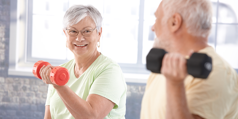 Osteoporosis Exercise for Strong Bones